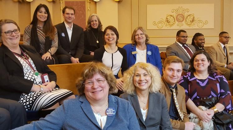 LP at General Assembly Jan 2018